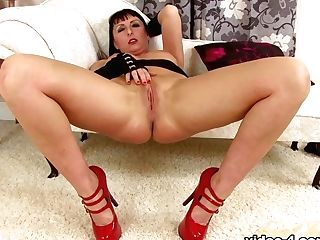 Fabulous Pornographic Star Tracey Lain In Best Red-haired, Big Tits Porno Scene