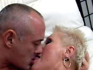 Brief Haired Matures Blonde Whore With Cheep Tattoos And Pierced