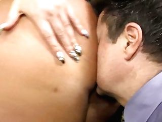 The Queen Of Caboose Takes A Fresh Bottom - Julie Cash