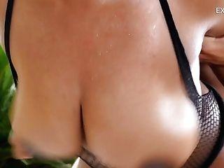 Beautiful Dark-hued Beauty Daya Knight Gets Her Exotic Vag Fucked Mish