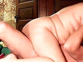 Fat Granny Kate Railing The Hard-on
