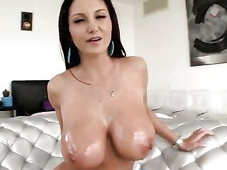 Dark-haired Ava Addams Wants Mans Schlong To Fuck Her Mouth