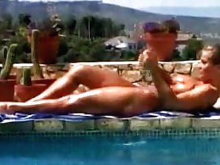Hot Bodied Beautiful Mummy Loves Fucking By The Pool