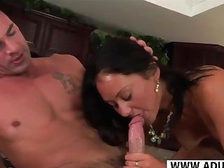 Chesty Mom In Law Jessica Valentino Gives Hand Jobs Cool Her Step-sonny