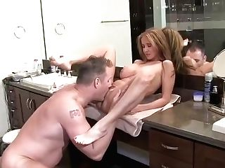 Comely Buxomy Matures Female Featuring Hot Hand Jobs Hookup Vid