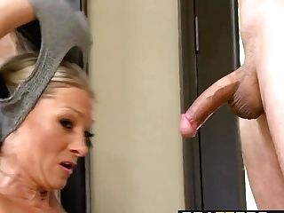 Brazzers - Cougars Like It Big - Synthia Fixx And Damon Dice -