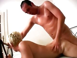 Blonde, Skinny Matures Fucking #two