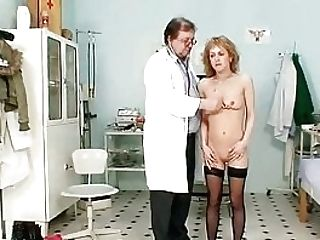 Skinny Mummy Obgyn Medical Center Check-up By Deviant Medic