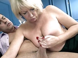 The Private Matures Educator Rosemary - Big-chested Blonde With Big Bootie Screwed