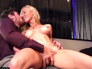 Kayden Kross Is A Blonde Fantasy Hump Pot