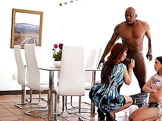 Amazing Youthfull Lady Jane Wilde Is Ready To Share Fat Big Black Cock For Mff Threesome