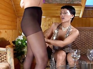 Russian Matures Viola Lesb Three