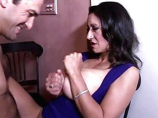 Lustful Mummy With Amazing Big Hooters Persia Monir Needs To Get Fucked
