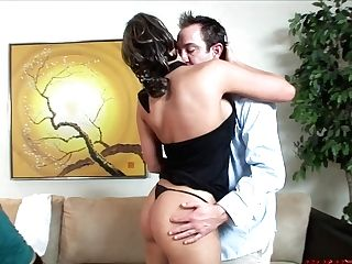Big-chested Phoenix Marie Railing Big Dick Before Sixty Nine Bj