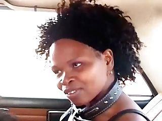 Extreme African Mummy Rough Backsead Banged