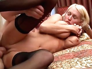 Hot Mummy Gets Her Brains Fucked Out By Her Son-in-law