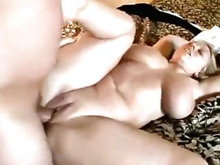 Big-boobed Mom Butt-banged And Jizzed