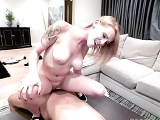 Nora Ivy Is A Big-chested Bitch Who Likes To Arch Over And Get Fucked Very Hard