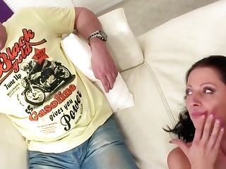 Hubby Observes His Swapper Wifey Fuck