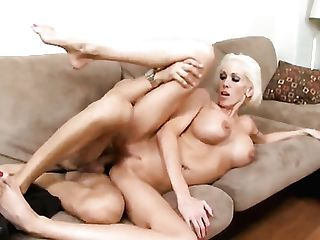 Seth Gamble Puts His Ram Cane In Fucky-fucky Starved Kasey Grants Fuck Crevice